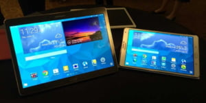 Cum arata Samsung Galaxy Tab S - Mai subtire ca iPad Air si cu senzor de amprenta