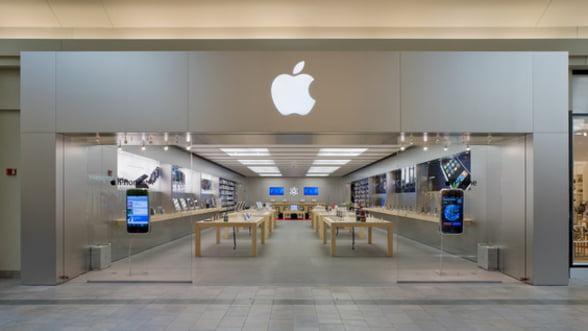 Cum arata cele mai apreciate magazine Apple din lume Galerie foto