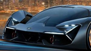 Cum arata masina viitorului: Lamborghini pentru mileniul trei te lasa cu gura cascata
