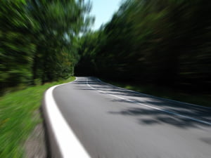 Cum arata prima autostrada construita de chinezi in Europa (Foto&Video)