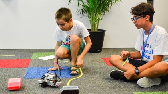 Cum arata taberele in ziua de azi, pentru copiii care dezvolta internetul de maine