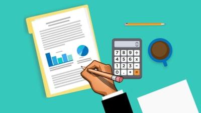 Cum calculam raportul datorie/venit net
