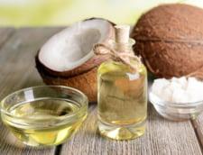 Cum iti ajuti sanatatea cu uleiul de cocos