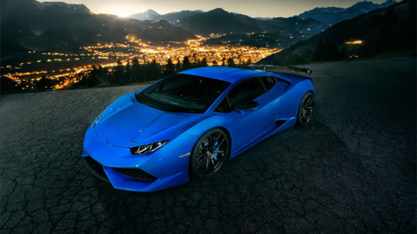 Cum poate sa arate un Lamborghini Huracan N-Largo tunat de Novitec Torado (Video)