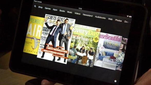 Cum poti scapa de reclamele de pe Amazon Kindle Fire HD