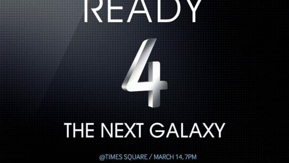 Cum pregateste Samsung lansarea Galaxy S4