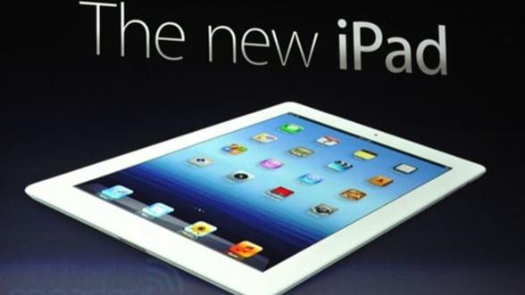 Cum promoveaza Apple noul iPad? (Video)