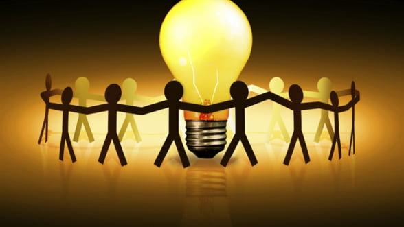 Cum putem deveni creativi in business
