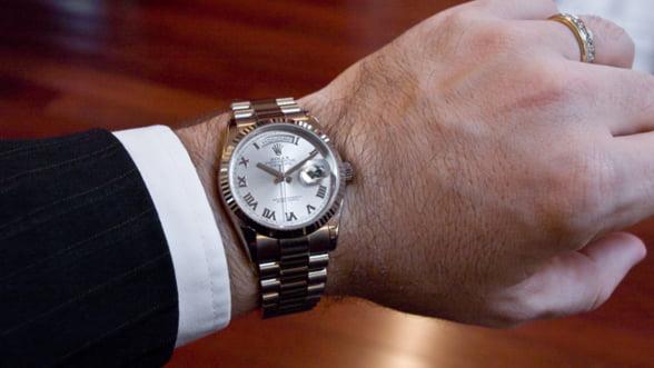 Cum recunosti un Rolex contrafacut