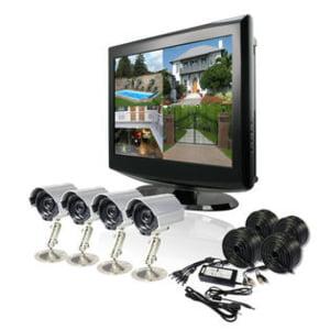 Cum sa alegi un kit de supraveghere video