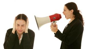 Cum sa relationezi cu un sef dificil
