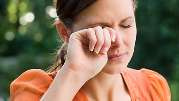 Cum scapam de alergiile oculare de primavara