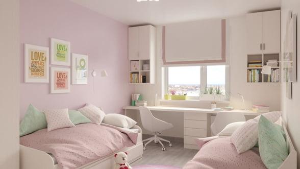 Cum se alege corect mobilierul pentru camera copilului?