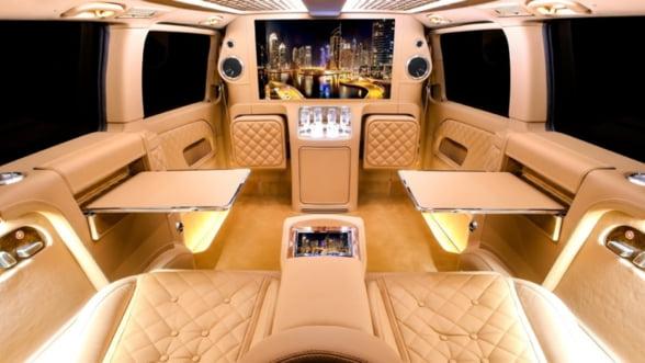 Cum se transforma banala dubita Mercedes Vito intr-o limuzina pentru nababi
