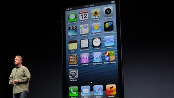 Cum si-a cucerit iPhone5 cumparatorii