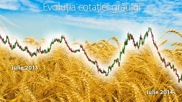 Cum te protejezi de fluctuatiile pretului cerealelor