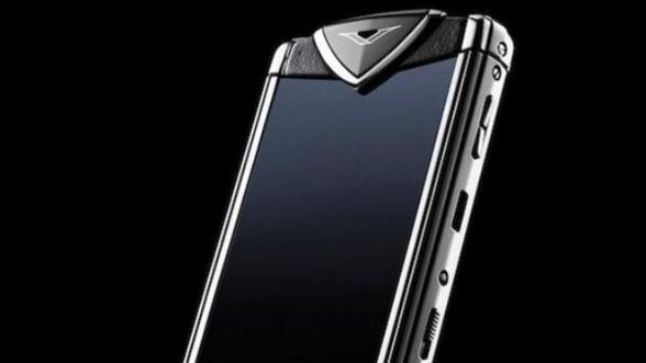 Cum ti se pare primul smartphone de la Vertu?
