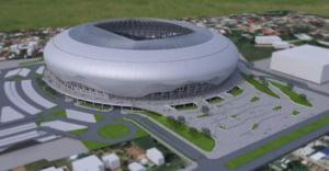 Cum va arata noul stadion de 50 de milioane de euro din Romania (Galerie Foto)