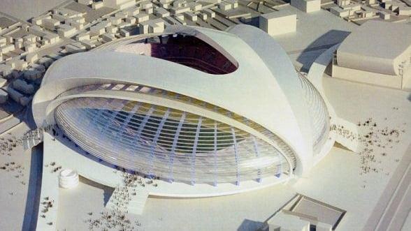Cum va arata stadionul din Craiova, in valoare de 100 milioane euro