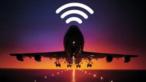 Cum vom avea acces la WiFi in avion, in toata Uniunea Europeana