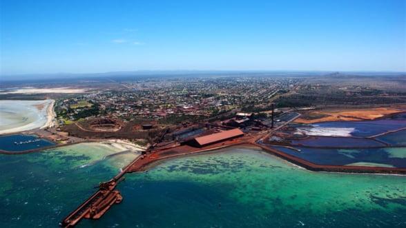 Cumparatorul Arcelor Mittal Galati investeste peste 350 de milioane de euro si in Australia