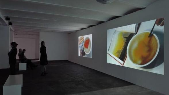 Curcubeul lui Sarkis, in muzeele bucurestene