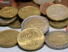 Curs valutar: Dupa doua zile de respiro, leul pleaca iar capul in fata euro