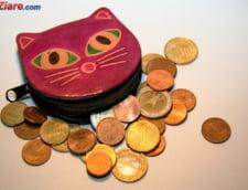 Curs valutar: Euro, dolarul si francul elvetian cresc