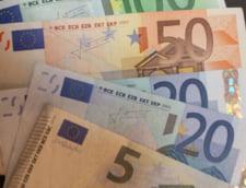 Curs valutar: Euro scade, iar leul profita de conjunctura favorabila