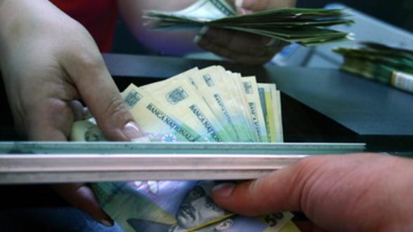 Curs valutar: Moneda nationala se apreciaza vineri