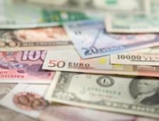 Curs valutar 22 ianuarie. 4,55 lei, cea mai buna cotatie pentru euro la vanzare
