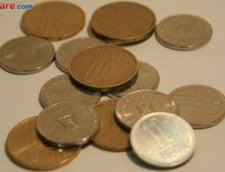 Curs valutar 24 august: Leul are o zi ca vremea de afara