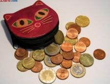 Curs valutar 25 august: A iesit soarele, si-a revenit si leul