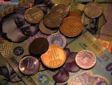 Curs valutar 4 ianuarie: Leul castiga teren la inceput de an
