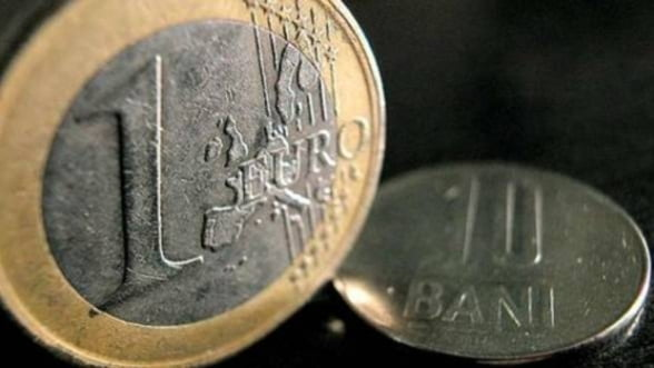 Curs valutar leu/euro: Previziunile specialistilor pentru 2012