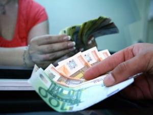 Cursul BNR: 4,2449 lei/euro