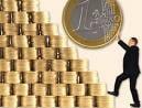 Cursul oscila dimineata in apropiere de 4,16 lei/euro