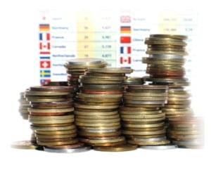 Cursul valutar: 4,1089 lei/euro