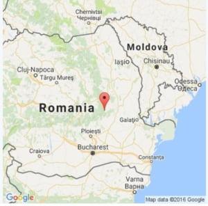 Cutremur de 4,4 grade in Vrancea