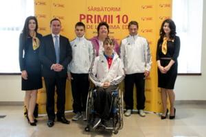 DHL sarbatoreste primii 10 ani de la prima editie a Maratonului caritabil DHL Stafeta Carpatilor
