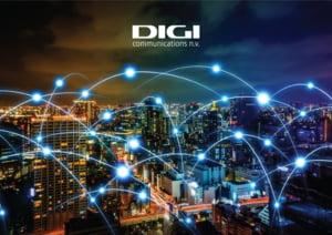 DIGI a raportat pierderi de 41 milioane euro in primul semestru al anului, de la un profit de peste 3 milioane de euro anul trecut