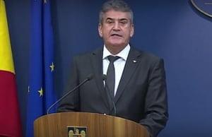 DNA cere avizul Senatului pentru urmarirea penala a lui Oprea: E acuzat de ucidere din culpa in cazul mortii lui Bogdan Gigina