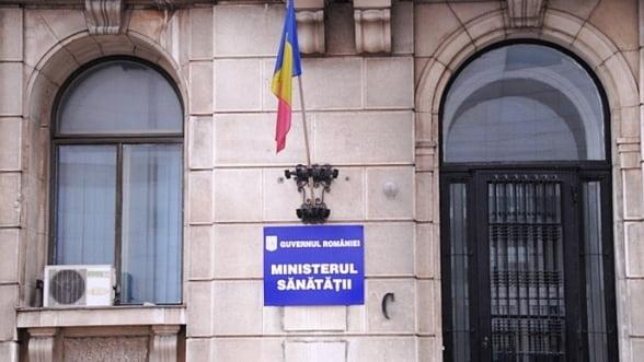 DNA la Ministerul Sanatatii: Suspiciuni de coruptie la achizitii de 7 milioane de euro