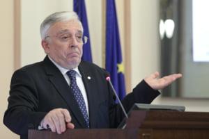 DOCUMENTE. CNSAS confirma oficial ca a cerut instantei sa constate ca Mugur Isarescu a fost colaborator al Securitatii