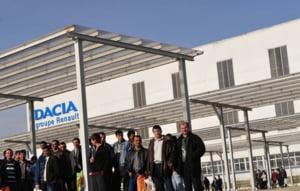Dacia: 300 de contracte de munc? ce expir? in ianuarie nu vor mai fi prelungite