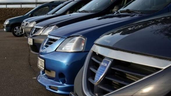 Dacia: Vanzarile din Romania au scazut in fiecare an