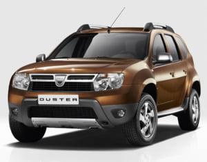 Dacia Duster, cea mai vanduta masina de teren in 2010