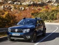 Dacia Duster, in topul celor mai fiabile masini de teren din Anglia