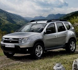 Dacia Duster, lansata in Romania