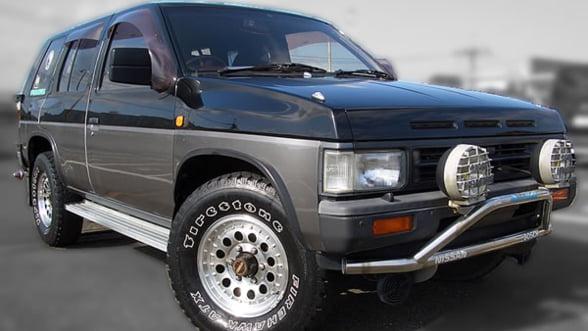 Dacia Duster, sursa de inspiratie pentru Nissan Terrano